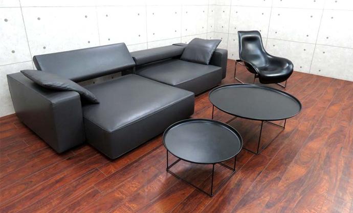 イタリアの高級家具ブランド、B&Bイタリアの家具を高く売るコツをまとめてみました。
