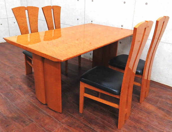 ジャパニーズモダンで人気の、松創の高級家具を高く売るコツをまとめてみました。