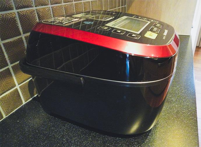 独自の炊き上げ技で人気の「パナソニック」のIHジャー炊飯器を高く売るポイントとは?